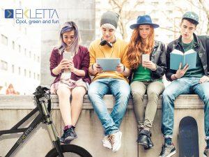 Ekletta E-Bike Grafica Pubblicitaria