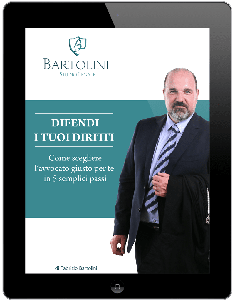 Ebook Studio Legale Bartolini