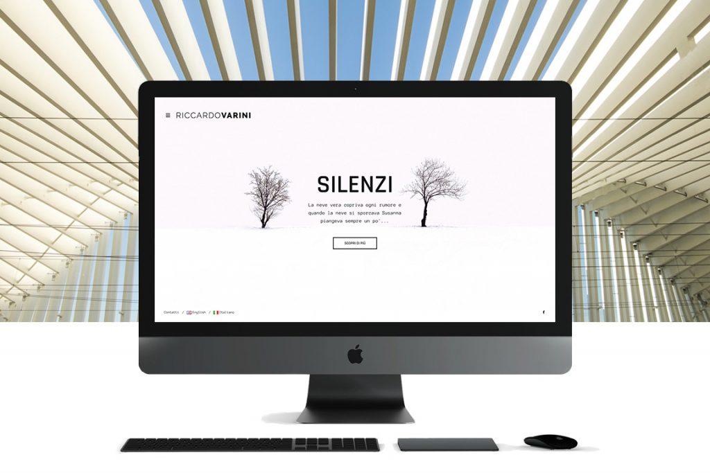 Sito web di Riccardo Varini - fotografo reggio emilia