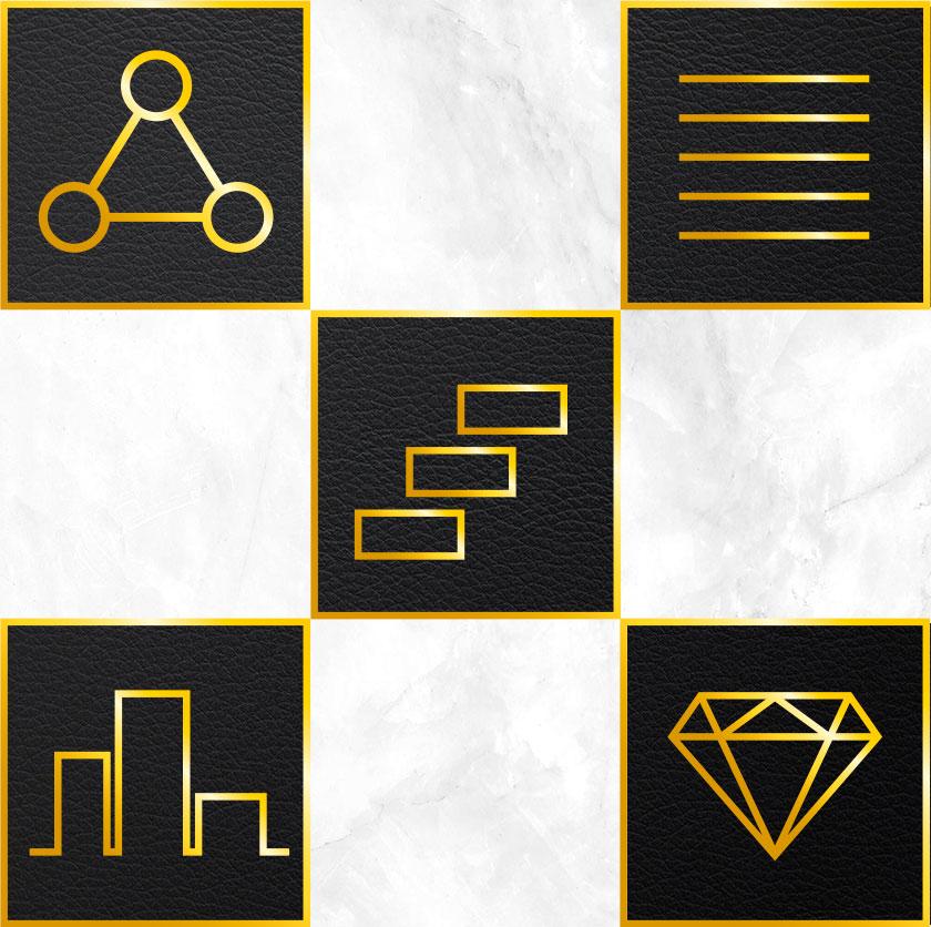 Icone vettoriali realizzate ad hoc