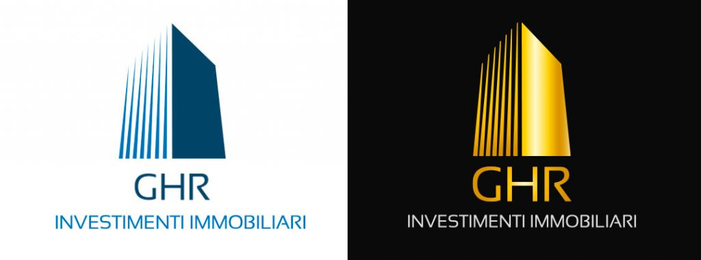 Logo Nuovo GHR vs Logo Vecchio
