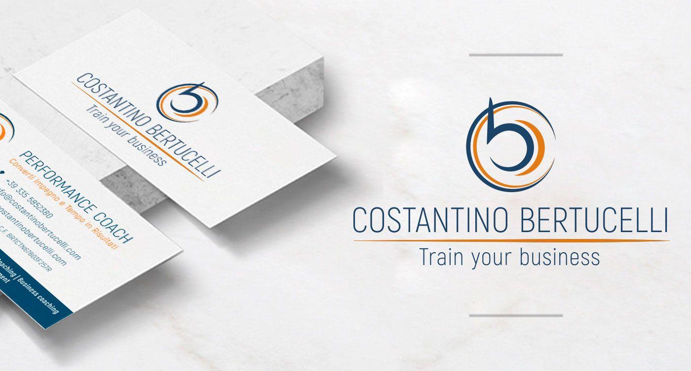 Biglietti da Visita e Branding Costantino Bertucelli