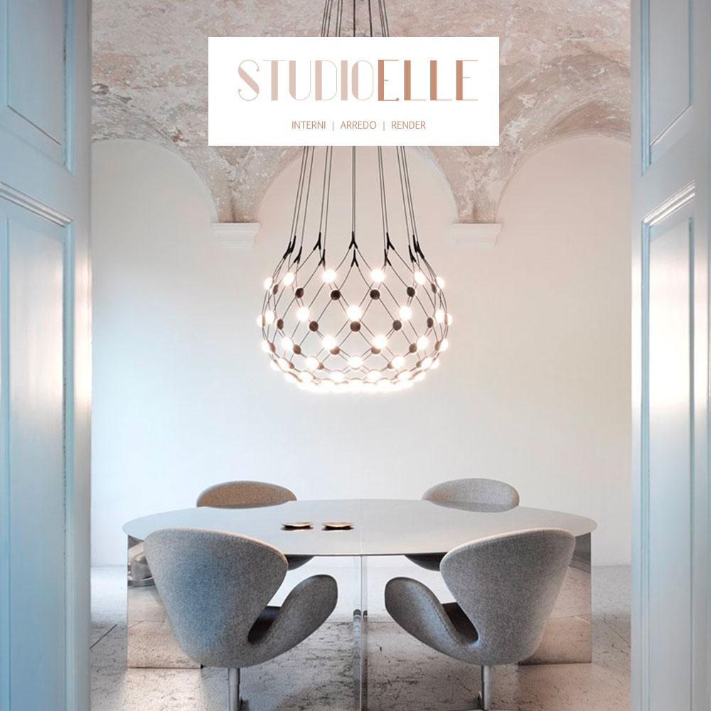 Lampada di design proposta da Studio Elle