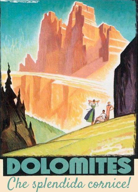 copywriting per hotel: Dolomites, che splendida cornice!