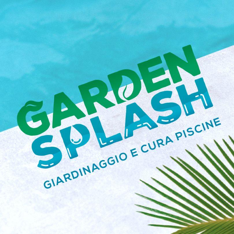 logo gardensplash
